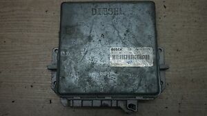 Details about Rover 15 ECU 0281001419 TYPE 4107 MSB10041 BOSCH