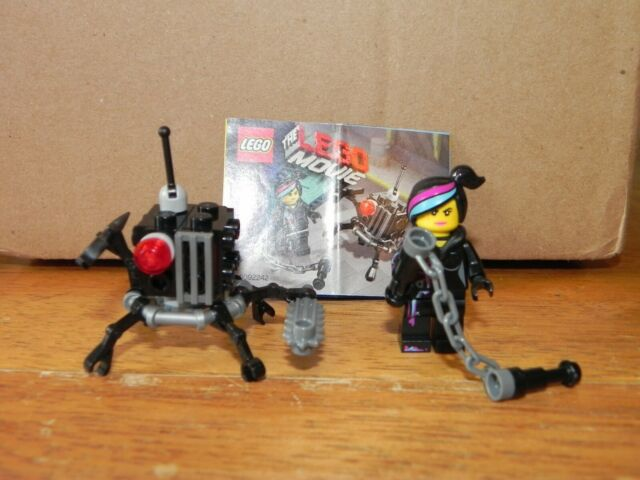 The Lego Movie Micro Manager Battle With Wyldstyle 30281 For Sale Online Ebay