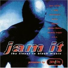Jam it-The finest in Black Music (1997) Damage, R. Kelly, Yvette Michel.. [2 CD]