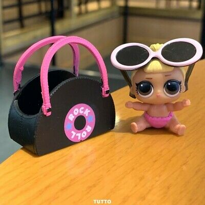 2x LOL Surprise LiL Sisters DANCE CLUB SIS SWING /& line dancer SERIES 2 dolls