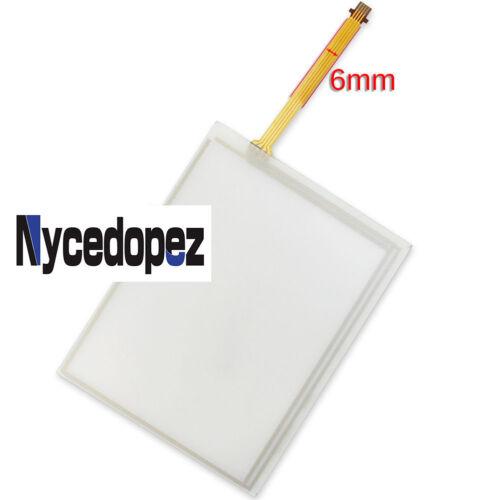 for Touch Screen For KORG PA500 M50 TP-3567S1 Panel Glass Digitizer Sensor