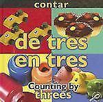 Contar: de Tres En Tres/Counting By: Threes (Conceptos (Bilingual))-ExLibrary