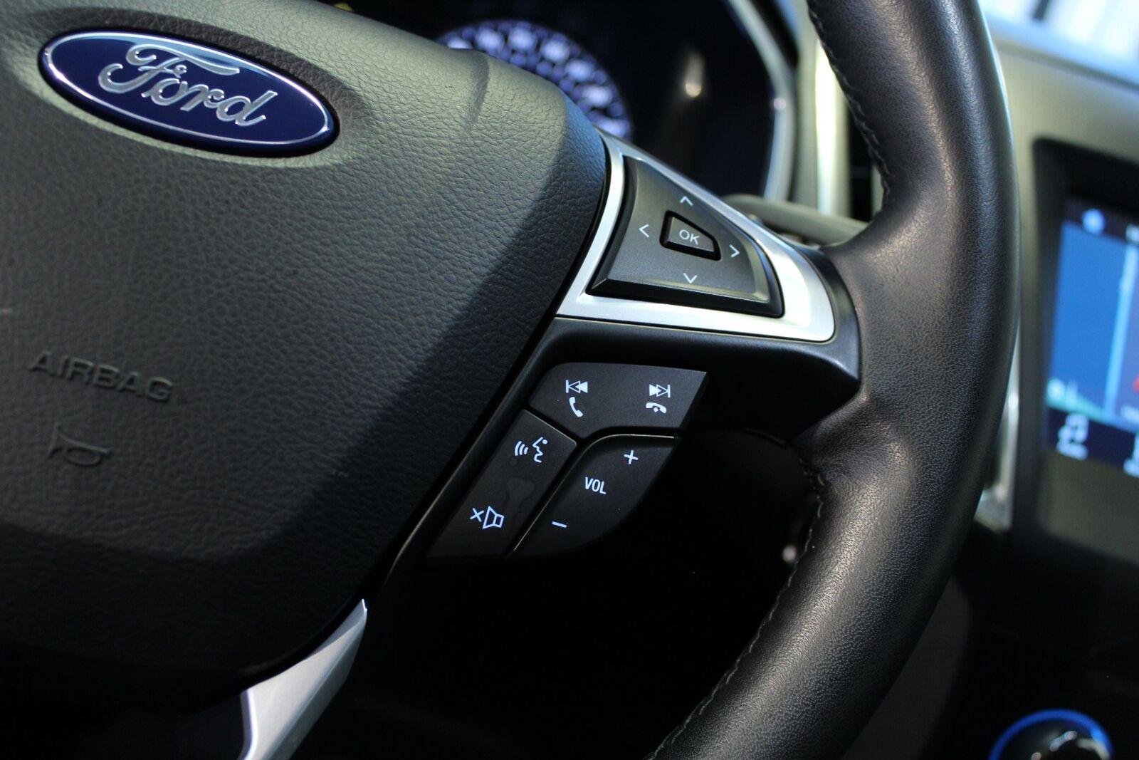 Ford S-MAX 2,0 TDCi 180 Titanium aut. - billede 9