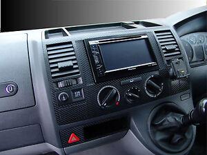VW-Volkswagen-T5-Transporter-Dash-Carbon-Fibre-Effect-Dash-Trim-Kit-2003-2009