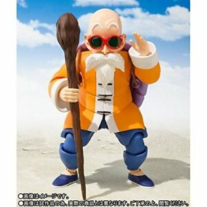 BANDAI-Tamashii-Nations-S-H-Figuarts-Action-Figure-Dragon-Ball-Z-MASTER-Roshi