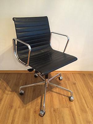 Original Vitra EA117 Bürostuhl Designer Charles Eames EA 117 Alu Chair