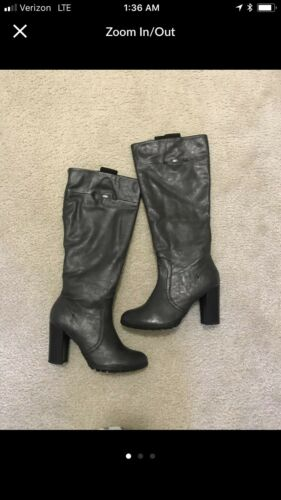 Carnaby  Leather women's heeled  Boots