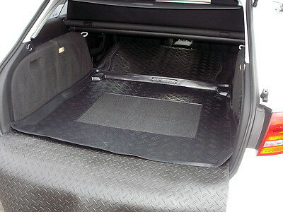 Ldpe Boot Liner Tray Rubber Load Mat Bumper Protector 3pc Audi A4 Avant B8 08 15 Ebay
