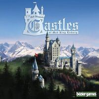 Castles Of Mad King Ludwig Board Game , New, Free Shipping