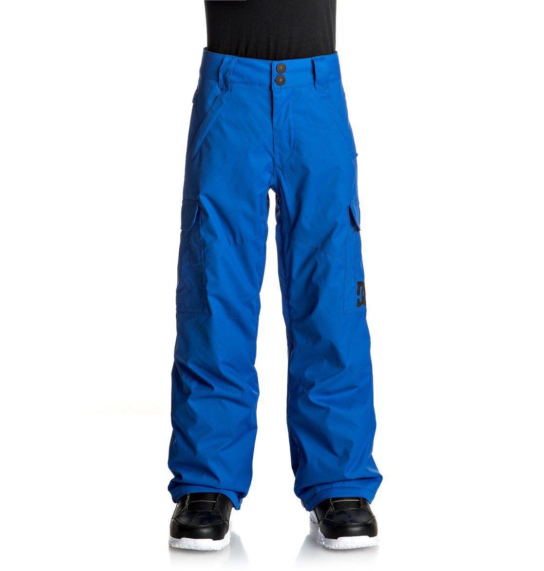 DC Boy's BANSHEE Snow Pants - BQR0 - Large - NWT