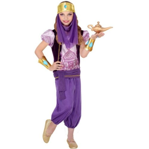 Märchen Prinzessin Aladin 1001 Nacht Kinder Mädchen Kostüm Arabische Schönheit