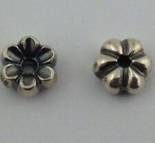 Authentic Trollbeads Mayflower Sterling Silver Charms 1pair for Earrings 16102