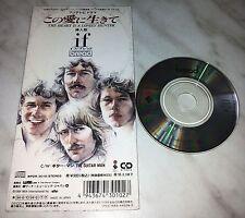 "CD BREAD - IF - THE GUITER MAN - WPDR-3010 - JAPAN 3"" INCH - SINGLE"