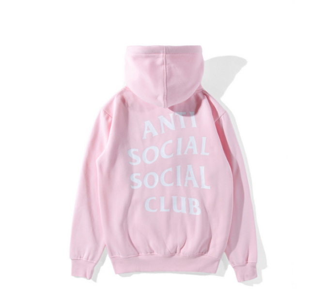Antisocial Social Club Hoodie