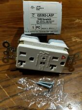RED PASS /& SEYMOUR SURGE PROTECTIVE RECEPTACLE W//ALARM 5362-REDSP 20A 125V CT