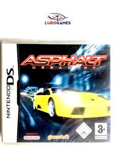 Asphalt-Urban-Gt-Pal-Eur-Nintendo-DS-Scelle-Neuf-Nouveau-Retro