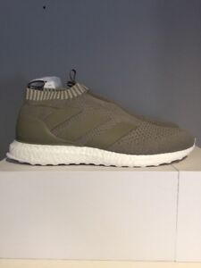 low priced f666a 7ccdc Details about adidas ace 16+ purecontrol ultra boost Size Uk9.5