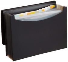 Expanding File Tabs Folder Organizer Document Portable Storage A4 Paper Holder