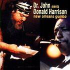 New Orleans Gumbo * by Donald Harrison/Dr. John (Dr. John Creaux) (CD, Nov-2013, Candid Productions)