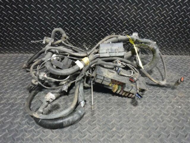 Jeep Wrangler YJ 92-95 Engine Wire Harness 4 Cyl 2.5L AUTOMATIC 10-pin |  eBayeBay