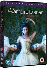The Vampire Diaries: 2nd Series - Complete Season 2 Collection NEW DVD Second