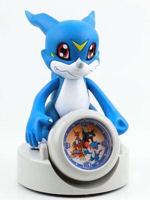Yutaka Digimon Figure Clock