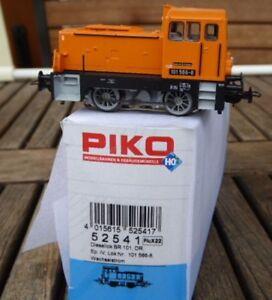 Piko-52541-locomotive-Diesel-BR-101-der-DR-Ep-4-Marklin-NUMERIQUE-pour-H0