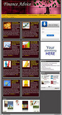 Finance Advice Wp Autoblog Website Free Installation Free Hosting