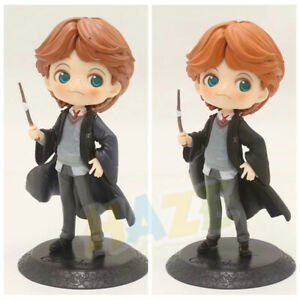 """6/"""" Movie Harry Potter Q Posket Ron Hermione Action Figure Collectible Toy Gift"""