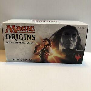 MTG Origins Deck Builder/'s Toolkit