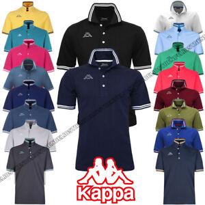 KAPPA-LOGO-MALTAX-5-MSS-POLO-UOMO-PIQUET-COTONE-T-SHIRT-MAGLIA-REGULAR-302MX50
