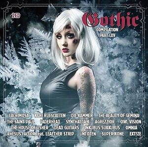 GOTHIC-COMPILATION-65-2-CD-NEW