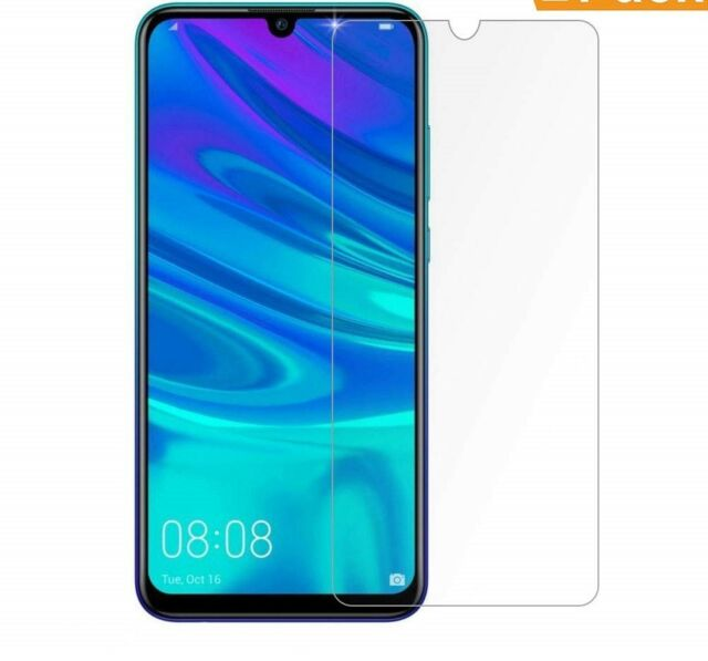 PELLICOLA VETRO TEMPERATO per HUAWEI P SMART 2019 PROTEZIONE SCHERMO DISPLAY LCD