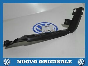 Strip Driver Left Rear Bumper Guide Profile Left Bumper Rear VW Bora 99