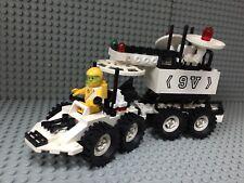 Lego 6770 Lunar Transporter Patroller 9V Space Classic Raumschiff Komplett!