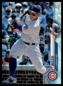 2020-Topps-Chrome-Base-Prizm-Refractor-71-Anthony-Rizzo-Chicago-Cubs
