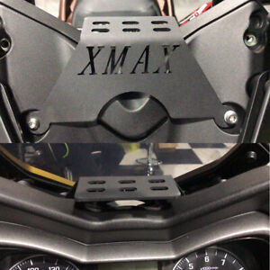 Motorcycle-GPS-Phone-Stand-Holder-Plate-Bracket-For-Yamaha-XMAX-300-400-125-250