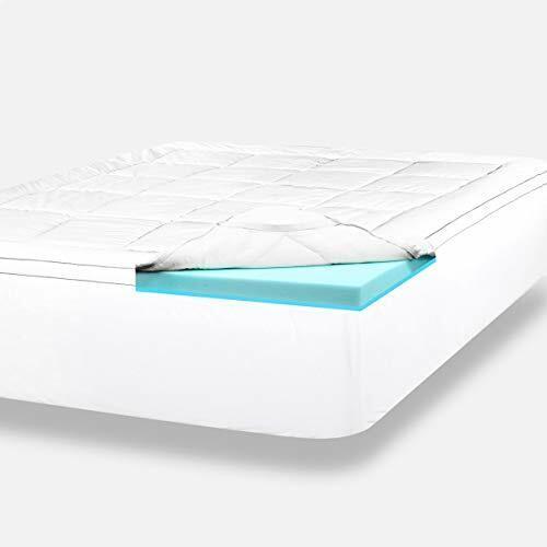 Viscosoft Twin Xl Memory Foam Mattress Topper For Sale Online Ebay