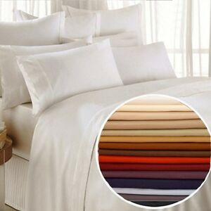 GearXS-1800-Series-Egyptian-Comfort-4-Piece-Bed-Sheet-Set-4-Sizes