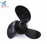 Outboard Aluminum Alloy Propeller 8.5 X 9 For Tohatsu Nissan 8.5x9