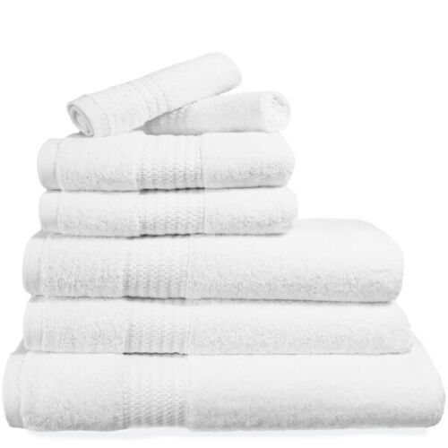 Genuine 100/% Egyptian Cotton Face Cloth Guest Hand Towel Gym Bath Towels Sheet