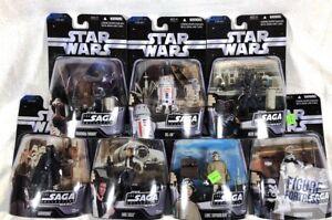 Star Wars The Saga Collection # 031-037 Évadez-vous de Mos Eisley