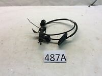 05-12 ACURA RL AUTOMATIC TRANSMISSION GEAR SHIFT SHIFTER LEVER CABLE OEM 487A I