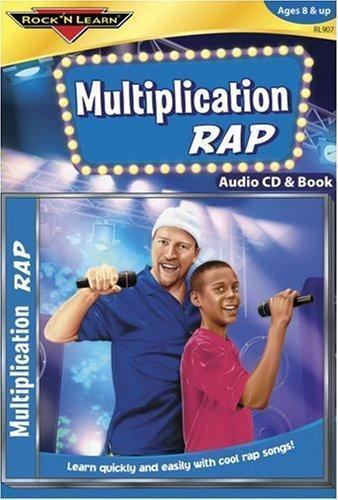 Multiplication Rap (Rock 'N Learn) by Caudle, Brad; Caudle, Richard
