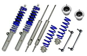 JOM ADJUSTABLE COILOVER KIT FOR BMW 3 SERIES E90 (05–12) + TOP MOUNT + END LINKS