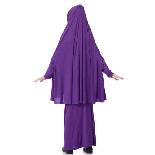Mädchen Muslim Großen Overhead Hijab Abaya Jilbab Islam Gebet Rock Für Hadsch