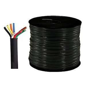 ae1 12 gauge 8 conductor speaker snake wire 100 feet ft cable fast shipping ebay. Black Bedroom Furniture Sets. Home Design Ideas