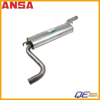 Rear BMW 1602 1969-1971 2002 1969-1974 From Ch # 1660344 Rear Exhaust Muffler