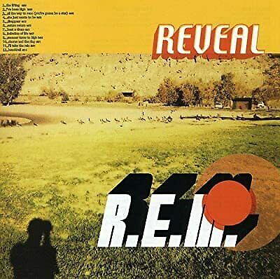 Reveal, R.E.M., Used; Acceptable CD