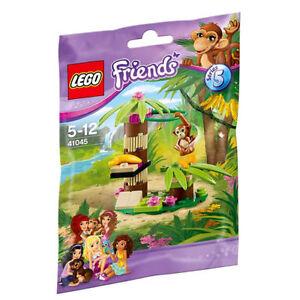 Lego-Friends-41045-Orangutans-Banana-Tree-Polybag-NEU